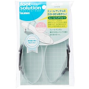 Shoes [コロンブス] ミュールバンド ショート Foot Solution 80040000 ...
