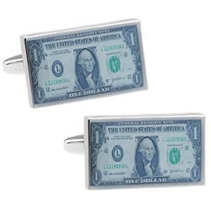 Jewelry アメリカドル 紙幣 カフス カフスボタン カフリンクス n01444 カフス専門店 ...