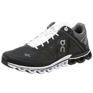 Shoes [オン] クラウドフロー ウィメンズ ブラック/ホワイト US 9.5(26.5 cm)...