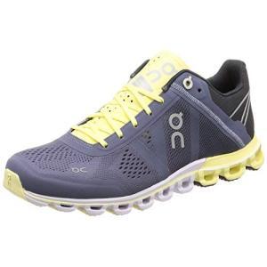 Shoes [オン] クラウドフロー ウィメンズ W スモーク/ライムライト US 7.5(24.5...