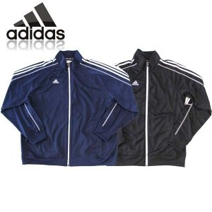 アディダス adidas メンズ トラックジャケット ジャージ トレーニングウェア トップス ネイビー/ブラック|elshaddai1020