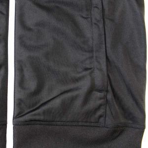 アディダス adidas メンズ トラックジャケット ジャージ トレーニングウェア トップス ネイビー/ブラック|elshaddai1020|04