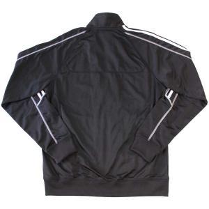 アディダス adidas メンズ トラックジャケット ジャージ トレーニングウェア トップス ネイビー/ブラック|elshaddai1020|05
