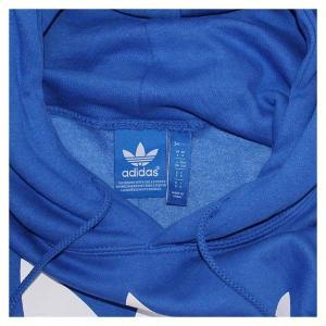 アディダス オリジナルス adidas Originals プルオーバー パーカー メンズ ファッション アウター ブラック/グレー/ブルー |elshaddai1020|05