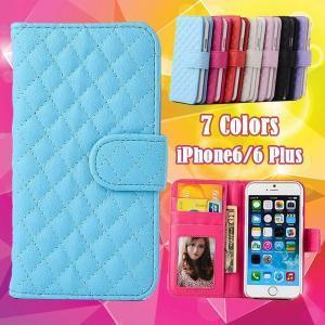 iPhone6/6Plus/6s/6sPlus ケース 手帳型 ダイアリー サイズ 4.7/5.5インチ 人気 おしゃれ PUレザー+PC 全7色|elukshop