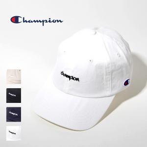チャンピオン Champion ローキャップ 帽子 ツイル ...