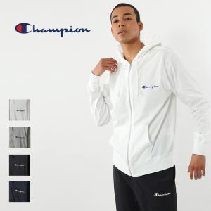 チャンピオン Champion パーカー ジップ フード ジャケット 薄手 スポーツ TRAINING トップス プル メンズ レディース フード C3-PS410 elva