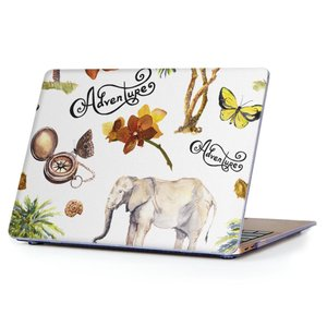 MacBook Air 13inch 2018専用 デザインハードケース A1932 Apple マ...