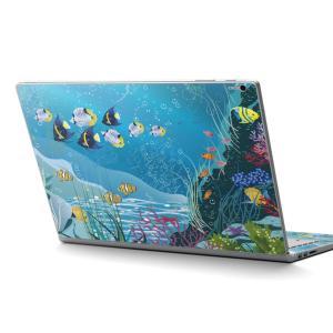 Surface Book2 13.5inch  インチ 専用スキンシール Microsoft サーフ...