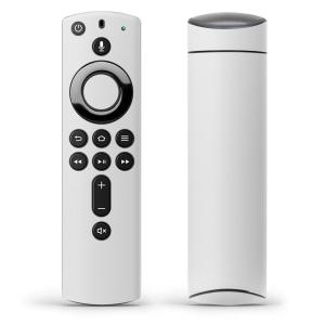 Fire TV Stick 第2世代 ファイヤー tv スティック リモコン専用スキンシール  白 シンプル 無地 004273|emart
