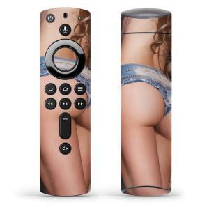 Fire TV Stick 第2世代 ファイヤー tv スティック リモコン専用スキンシール  おしゃれ 女性 セクシー 011537|emart