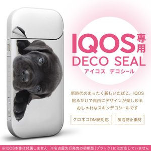 iQOS アイコス 専用スキンシール 裏表2枚セット カバー ケース 保護 フィルム ステッカー デコ アクセサリー デザイン おしゃれ iKOS iCOS 000127|emart