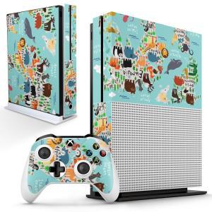 「宅配便専用」igsticker Xbox One S 専用 デザインスキンシール エックスボックス...