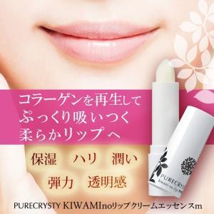 リップ リップクリーム リップスティック 唇の荒れ 皮むけもひと塗り。唇のクスミや縦ジワまでケア リップクリーム リップクリームエッセンスm 無添加コスメ|embellir0430