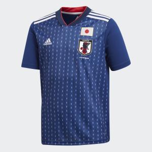 アディダス adidas Kidsサッカー日本代表 ホームレプリカユニフォーム半袖