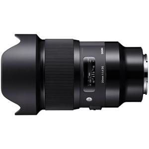 シグマ 20mm F1.4 DG HSM Art ソニーEマウント用