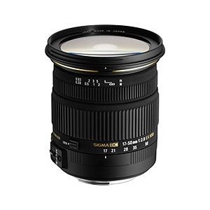 シグマ 17-50mm F2.8EX DC OS HSM ニコン用