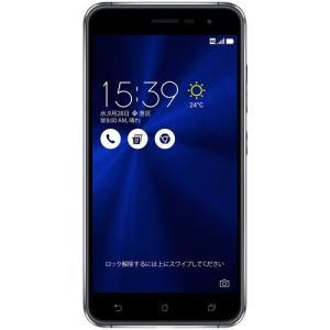 ASUS Zenfone 3 サファイアブラック...の商品画像