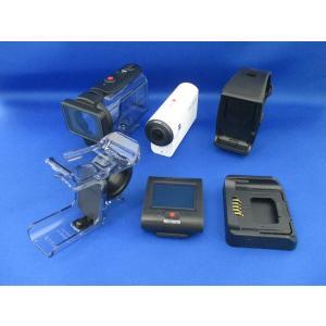 【中古】 【良品】 ソニー デジタルHDビデオカメラレコーダー HDR-AS300R リモコンキット