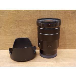 【中古】 【美品】 ソニー E PZ 18-105mm F4 G OSS [SELP18105G]