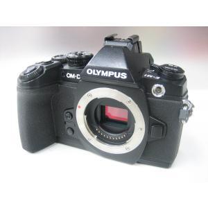 【中古】 【並品】 オリンパス OM-D E-M1 ボディ ブラック emedama