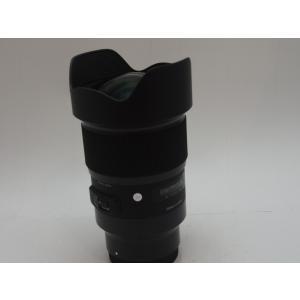[送料無料][当社中古カメラ6ヶ月保証付き][交換レンズ][sigma`シグマ20mmF1.4DGH...