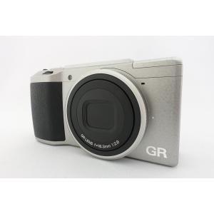 [送料無料][コンパクトデジタルカメラ][`ricoh`リコーGRIISilverEdition`リ...