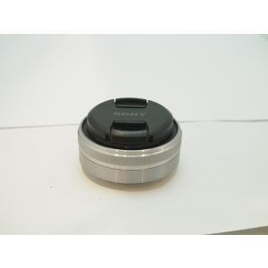 [送料無料][交換レンズ][sony`NEX`NEX用`16/2.8`パンケーキ`広角`16`ソニー...