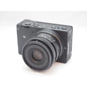 【中古】 【美品】 シグマ fp 45mm F2.8 DG DN レンズキット