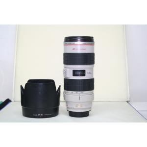 【中古】 【良品】 キヤノン EF 70-200mm F2.8L IS USM