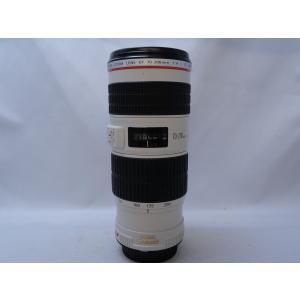 【中古】 【並品】 キヤノン EF70-200mm F4L IS USM