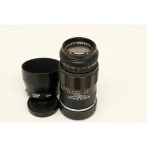 【中古】 【美品】 ライカ エルマリートM 90mm F2.8 初期 ブラック