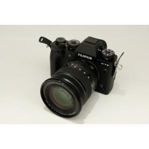 【中古】 【美品】 フジフイルム X-T3 XF16-80mmレンズキット ブラック