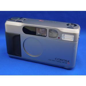 【中古】 【並品】 コンタックス(CONTAX) コンタックス T2 チタンクローム