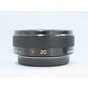 [送料無料][当社中古カメラ6ヶ月保証付き][交換レンズ][`パナソニックLUMIXG20mmF1....