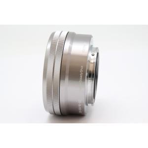 【中古】 【並品】 ソニー E PZ 16-50mm F3.5-5.6 OSS シルバー  [SEL...