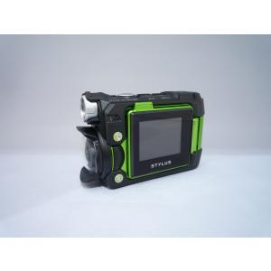 [送料無料][当社中古カメラ6ヶ月保証付き][デジタルビデオカメラ][`olympus`オリンパスS...