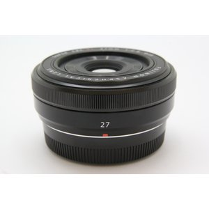 【中古】 【並品】 フジフイルム XF27mm F2.8