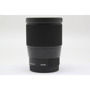 [あすつく][送料無料][当社中古カメラ6ヶ月保証付き][交換レンズ][sigma`シグマ16mmF...