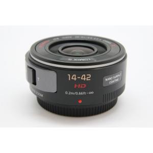 [あすつく][送料無料][当社中古カメラ6ヶ月保証付き][交換レンズ][`パナソニックLUMIXGX...