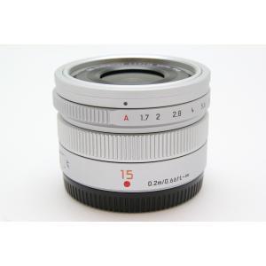 【中古】 【良品】 パナソニック LEICA DG SUMMILUX 15mm/F1.7 ASPH....