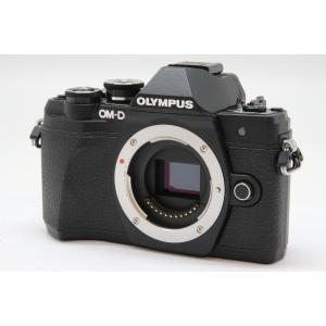 【中古】 【良品】 オリンパス OM-D E-M10 MarkIII ボディ ブラック