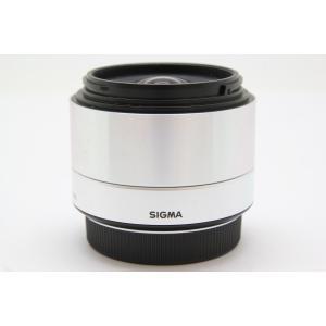 【中古】 【並品】 シグマ 19mm F2.8 DN マイクロフォーサーズ用 シルバー|emedama