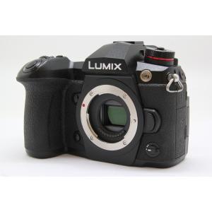 【中古】 【並品】 パナソニック LUMIX DC-G9-K ボディ ブラック