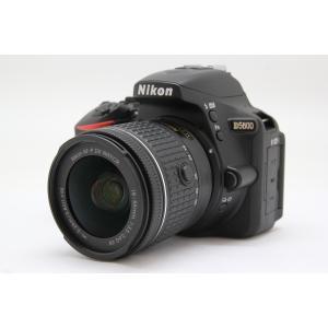 【中古】 【良品】 ニコン D5600 18-55 VR レンズキット