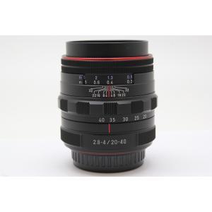 【中古】 【並品】 ペンタックス HD PENTAX-DA 20-40mm F2.8-4 ED Limited DC WR ブラック|emedama