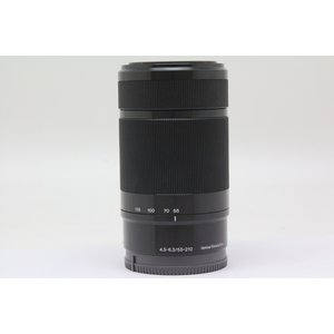 【中古】 【並品】 ソニー E 55-210mm F4.5-6.3 OSS [SEL55210B] ...