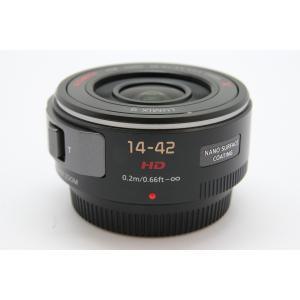 【中古】 【良品】 パナソニック LUMIX G X VARIO PZ 14-42mm/F3.5-5...