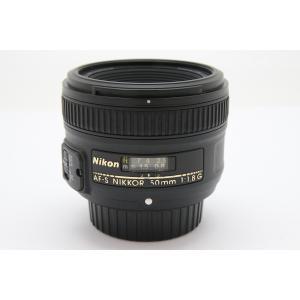 【中古】 【並品】 ニコン AF-S NIKKOR 50mm F1.8G