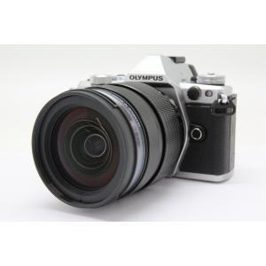 【中古】 【並品】 オリンパス OM-D E-M5 Mark II 12-40mm F2.8 レンズ...